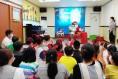 LG디스플레이, 구미지역 장애아동에게 '여름날의 산타' 활동
